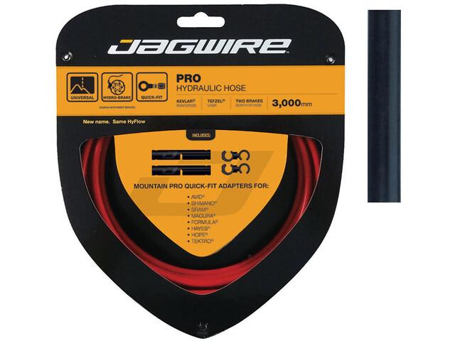 Jagwire Pro Hydraulic Câble de frein, stealth black